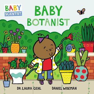 Baby Botanist book image