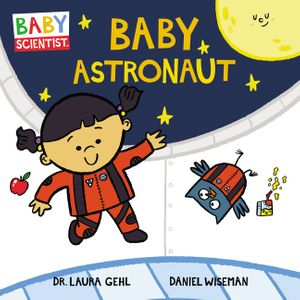 Baby Astronaut book image