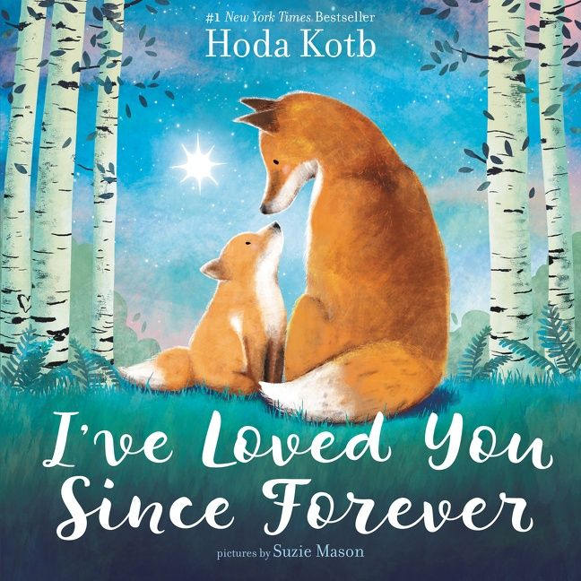 Image result for i've loved you since forever by hoda kotb