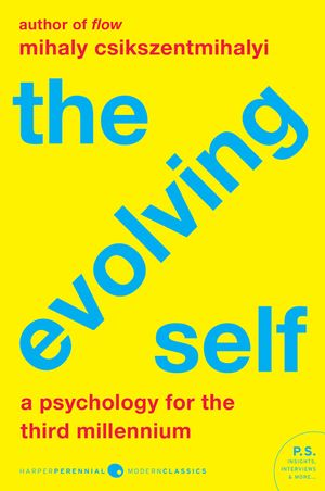 The Evolving Self book image
