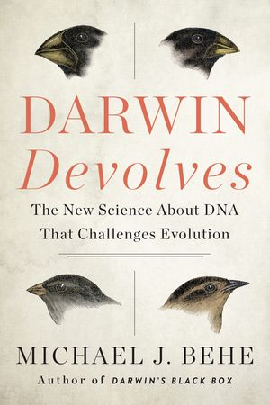 Darwin Devolves book image