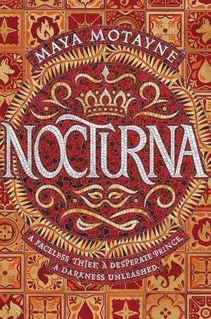 Nocturna book image