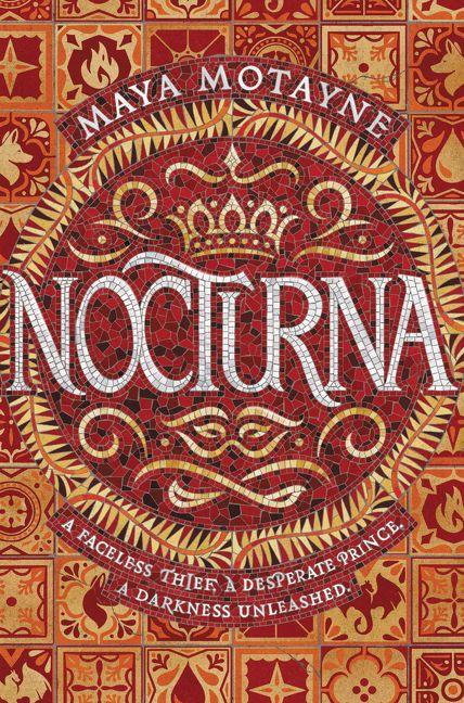 Image result for nocturna maya motayne