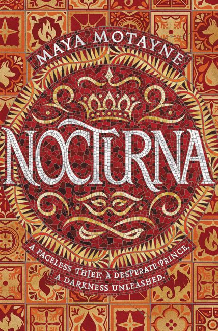Image result for nocturna book