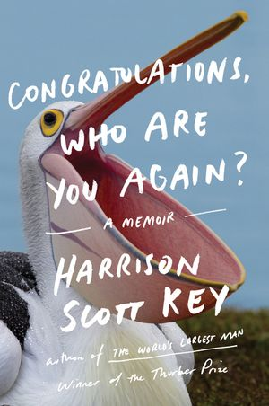 Congratulations, Who Are You Again? book image
