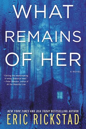 Cover image - What Remains Of Her