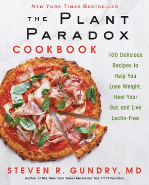 Cover image - The Plant Paradox Cookbook
