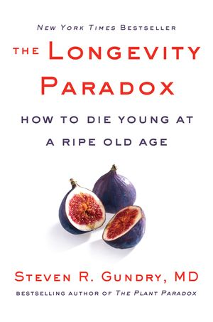 The Longevity Paradox book image