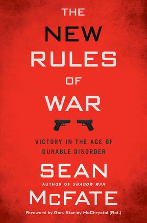The New Rules of War book image