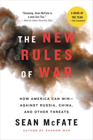 The New Rules of War - Sean McFate - E-book
