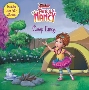 Disney Junior Fancy Nancy: Camp Fancy book image