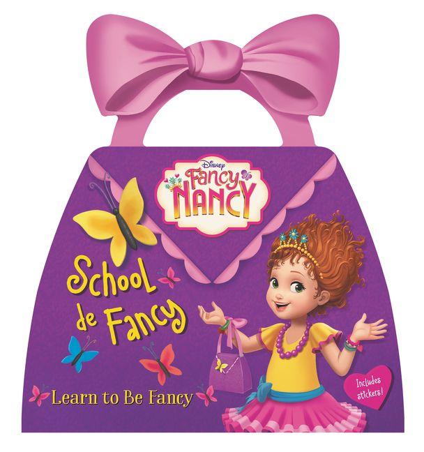 fancy nancy school de fancy