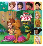 Disney Junior Fancy Nancy: Meet Fancy Nancy Board book  by Nancy Parent