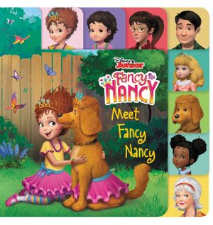Disney Junior Fancy Nancy: Meet Fancy Nancy