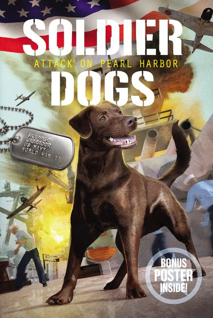 Soldier Dogs #2: Attack on Pearl Harbor - Marcus Sutter - Paperback