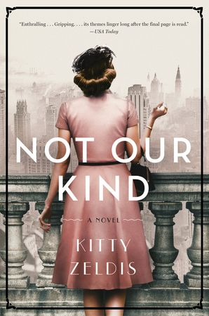 Not Our Kind - Kitty Zeldis - Paperback