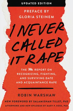 I Never Called It Rape - Updated Edition book image