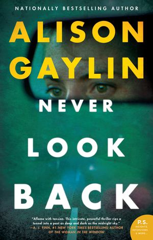 Never Look Back book image
