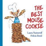 The Best Mouse Cookie Padded Board Book