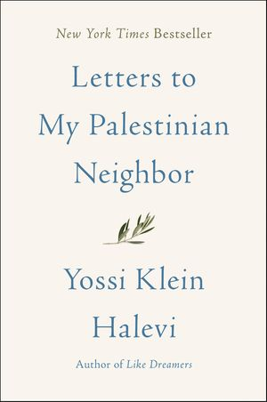 Letters to My Palestinian Neighbor book image
