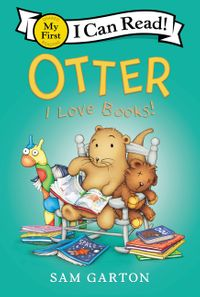 Otter: I Love Books!