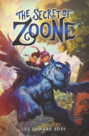 The Secret of Zoone book image