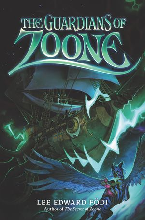 The Guardians of Zoone book image