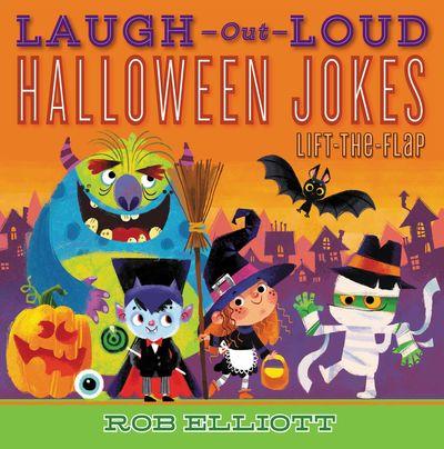 Laugh-Out-Loud Halloween Jokes: Lift-the-Flap