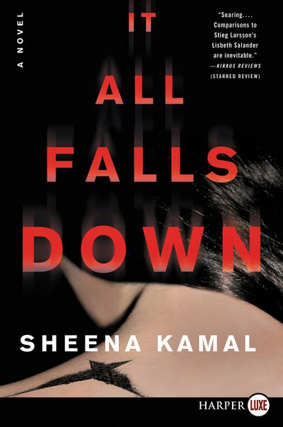 It All Falls Down: A Novel [Large Print]