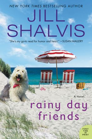 Cover image - Rainy Day Friends: A Novel