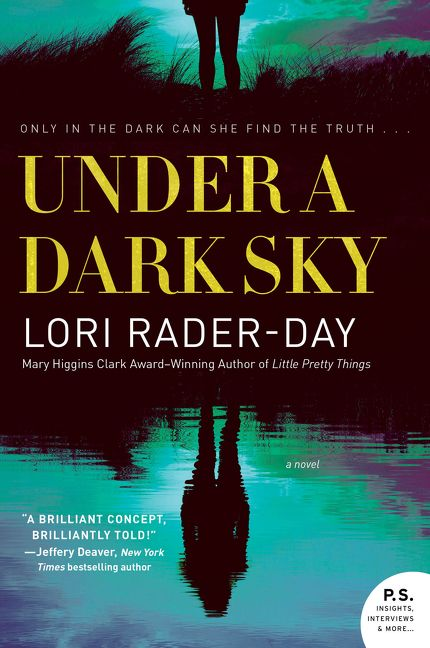 Image result for under a dark sky lori rader day
