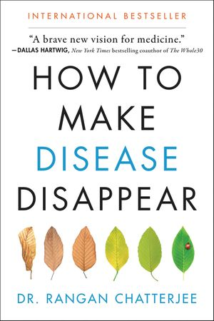 How to Make Disease Disappear book image