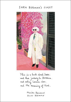 Sara Berman's Closet book image
