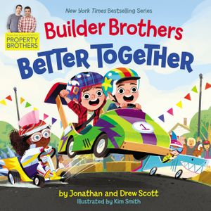 Builder Brothers: Better Together book image