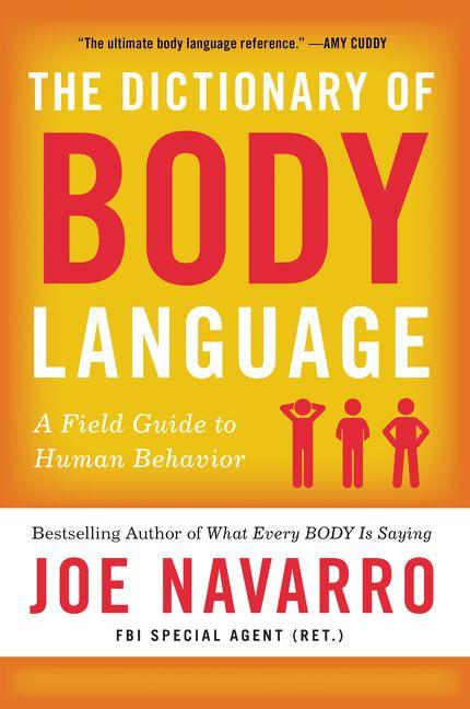 The Dictionary of Body Language - Joe Navarro - E-book