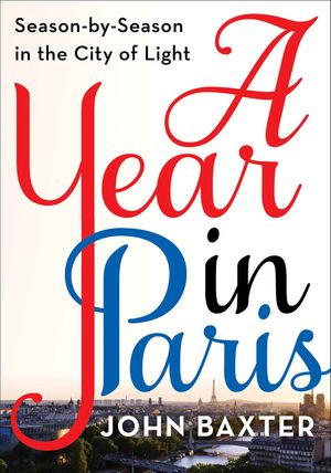A Year in Paris book image