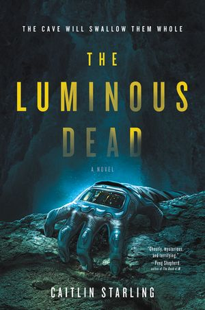 The Luminous Dead book image