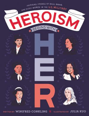 Heroism Begins with Her book image