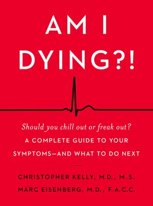 Am I Dying?! book image