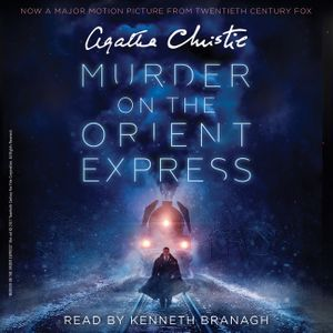 Murder on the Orient Express [Movie Tie-in] book image
