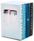 Red Queen 4-Book Hardcover Box Set Hardcover  by Victoria Aveyard