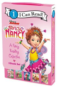 Disney Junior Fancy Nancy: A Fancy Reading Collection