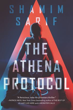 The Athena Protocol book image