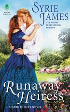Runaway Heiress Paperback  by Syrie James