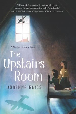 The Upstairs Room book image