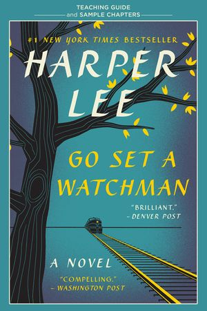 Go Set a Watchman Teaching Guide book image