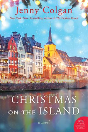 Christmas on the Island book image