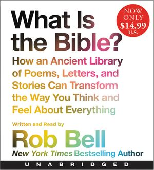 What is the Bible? Low Price CD