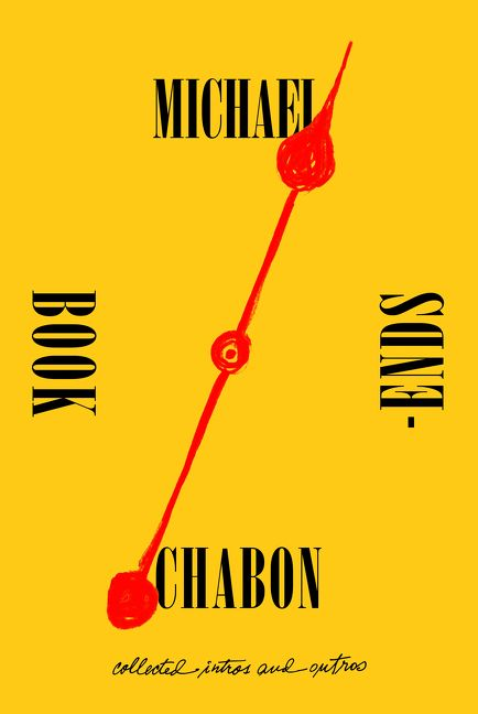 Image result for book ends michael chabon