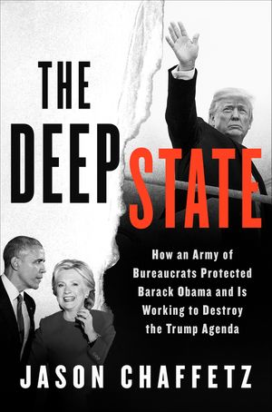 The Deep State book image